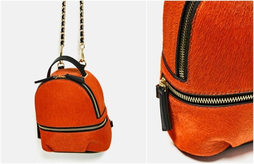 Zara mini kožni ruksak 449,00kn