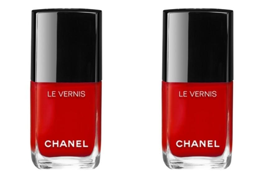 "Chanel Le Vernis ""Rouge Puisant"""