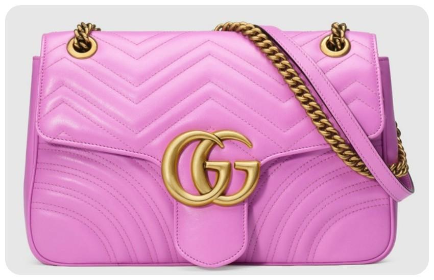 GG Marmont matelassé shoulder bag £ 1,330