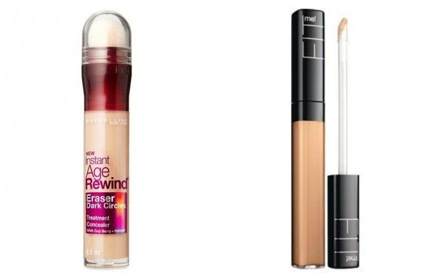 MAYBELLINE INSTANT AGE REWIND CONCEALER ili MAYBELLINE FIT ME