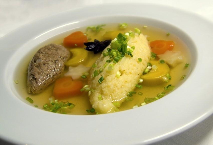 Goveđa (govedska) juha