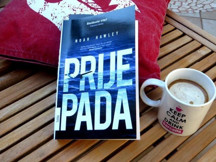 Prije pada - što čitati ove jeseni, čitaj knjigu