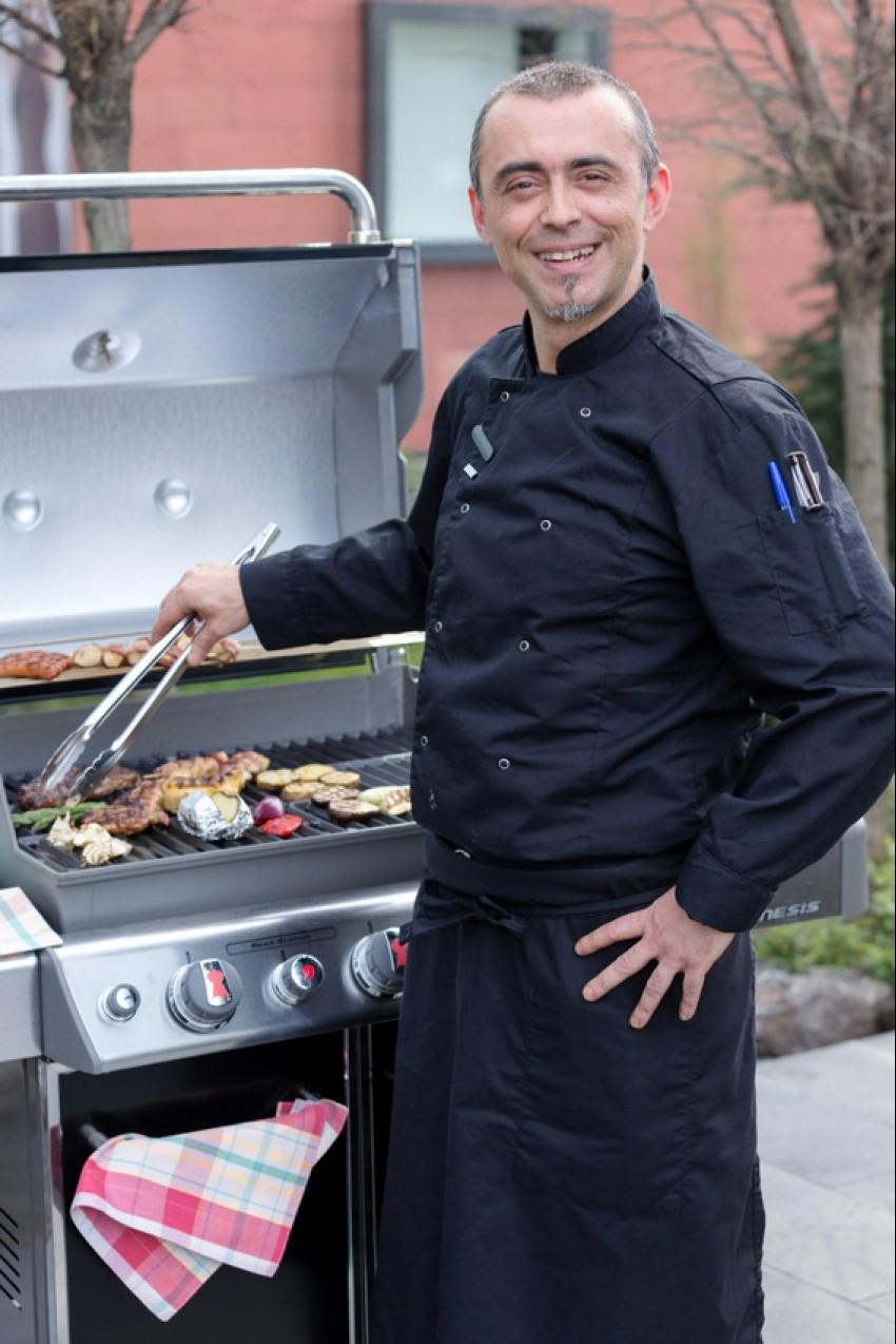 Goran Brnčić, Chef Oxbo restorana