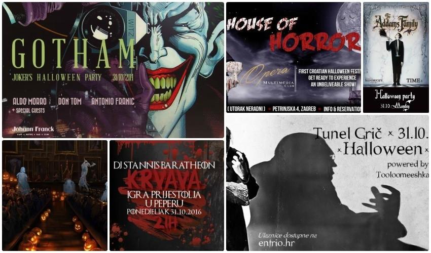 Wall.hr predstavlja najbolje Halloween tulume u Zagrebu!