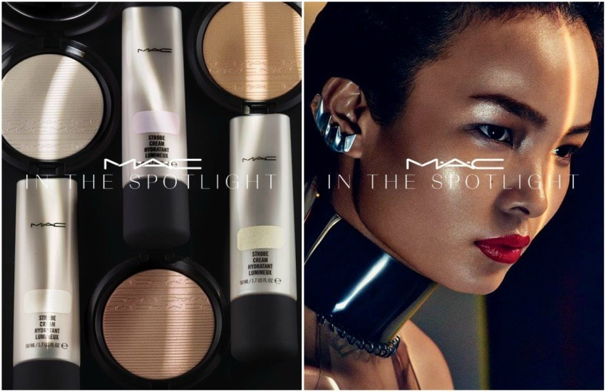 "MAC ""In the spotlight"" kolekcija"