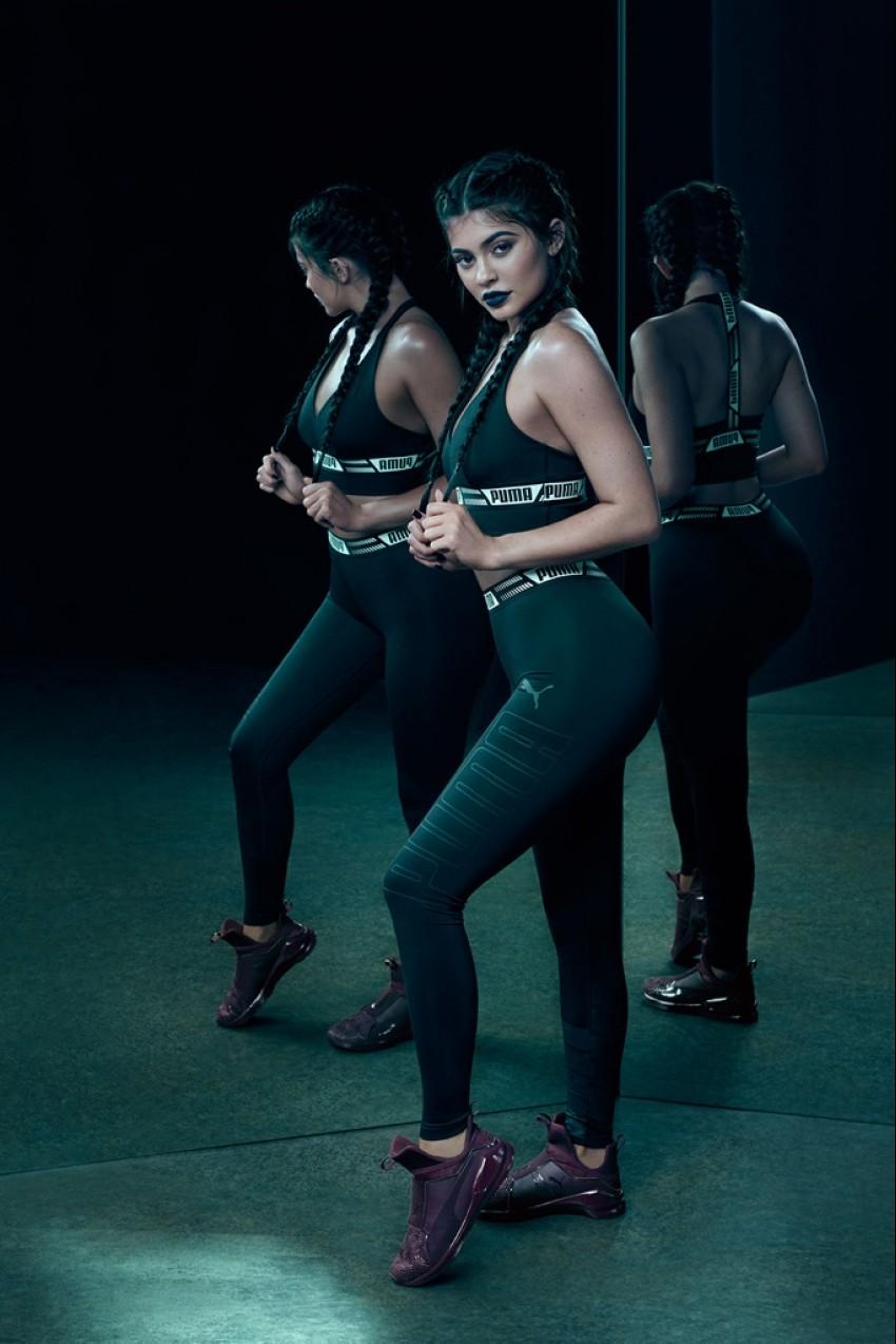 Kylie Jenner obožava Puma Fierce KRM