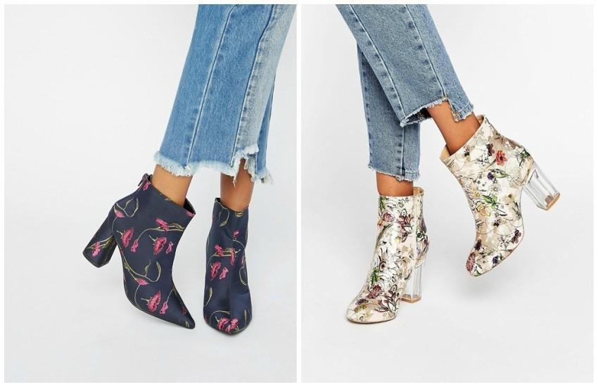 Ove sezone obožavamo čizme cvjetnih printeva