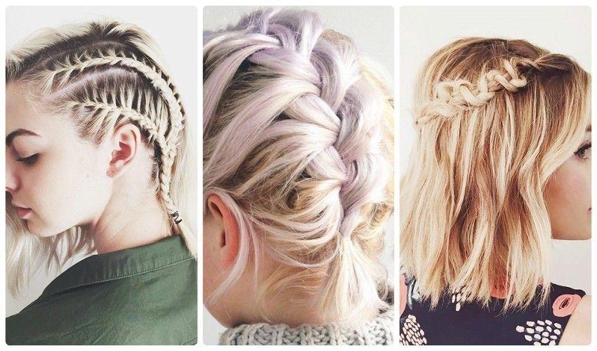 8 pletenica koje izgledaju odlično na kratkoj kosi