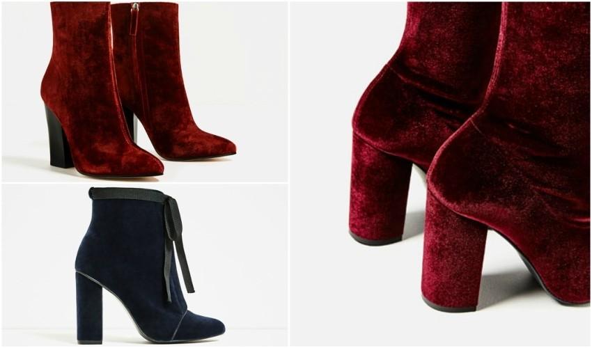 Čizme od baršuna: jesenski trend broj jedan!