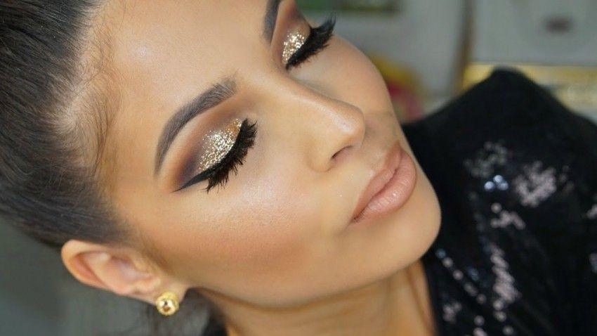 5 trikova za savršen šljokasti make up