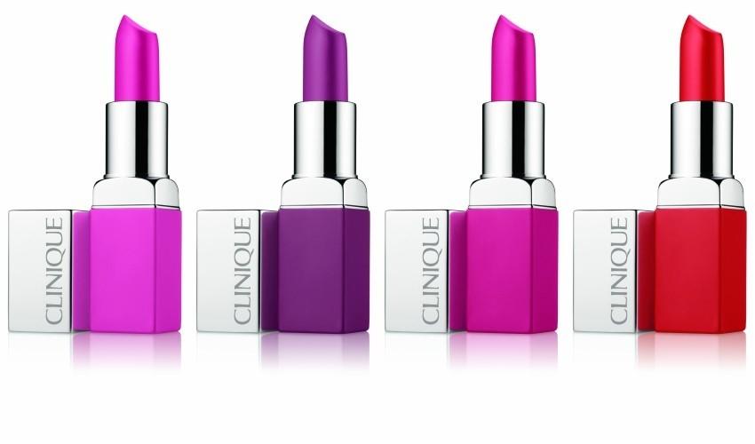 Clinique Matte Pop Lip Colour + Primer