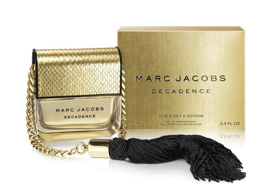 Marc Jacobs Decadence Gold Edition