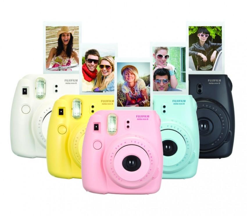 Polaroid Instant Fuji kamera