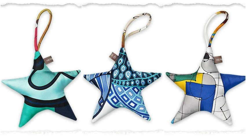 Hermes Star ornament $100.00