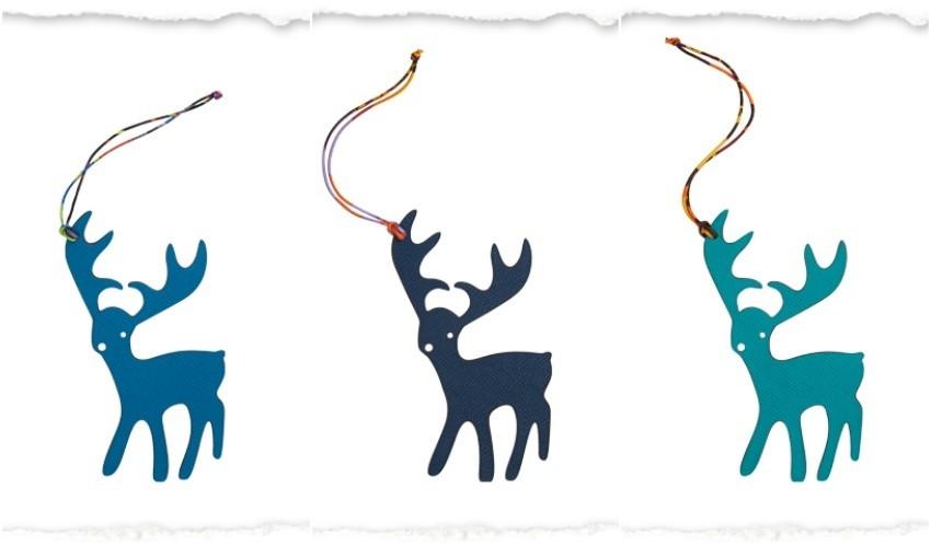 Hermes Reindeer charm GM $280.00
