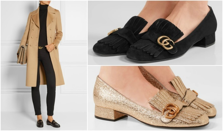 GUCCI loafers £430 - £515