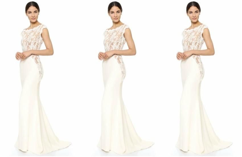 Reem Acra I Am Fabulous Dress $6,500.00