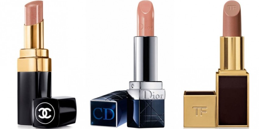 Chanel, Christian Dior, Tom Ford