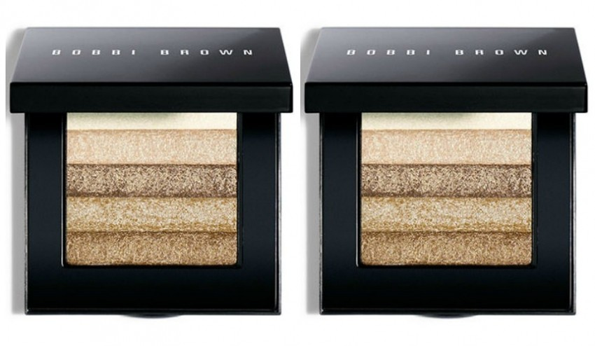 "BOBBI BROWN SHIMMER BRICK COMPACT ""Beige"""