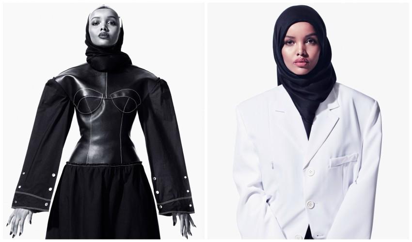 Halima Aden za CR Fashion Book