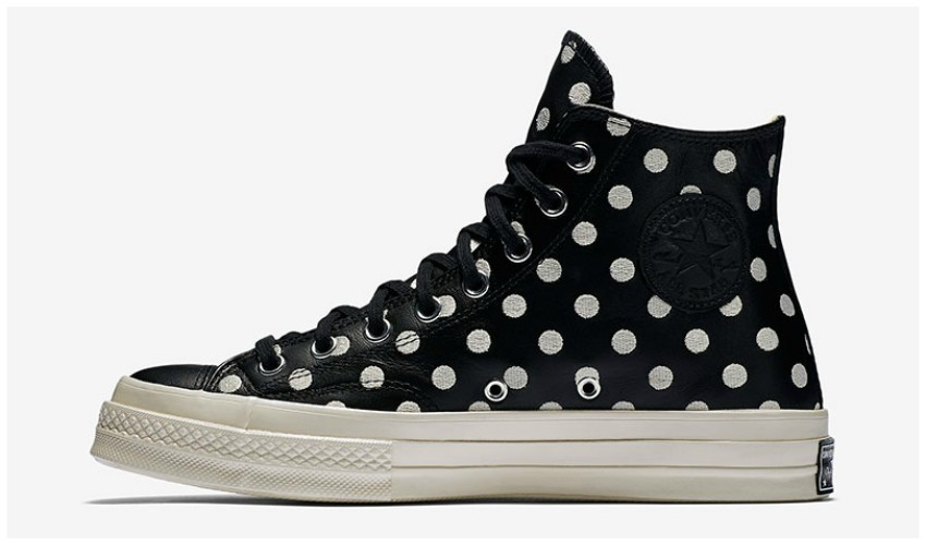 Converse Chuck Taylor All-Star 70 Embroidered Dots High-Top