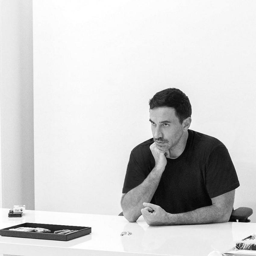 Dizajner Riccardo Tisci (Instagram)