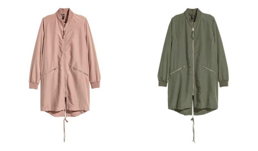 H&M Modal-blend Jacket $49.99