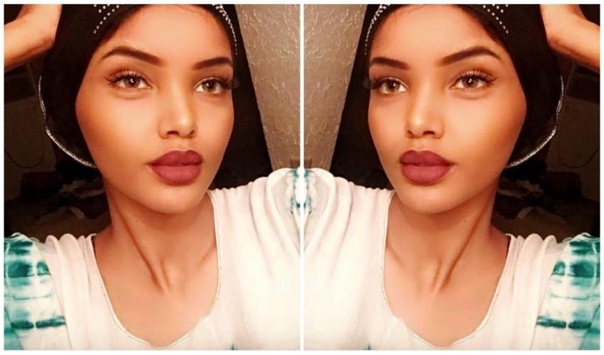 Model Halima Aden (Instagram)
