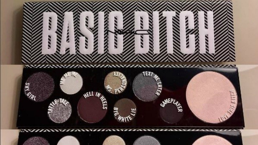 "MAC ""Basic Bitch"" paleta sjenila"