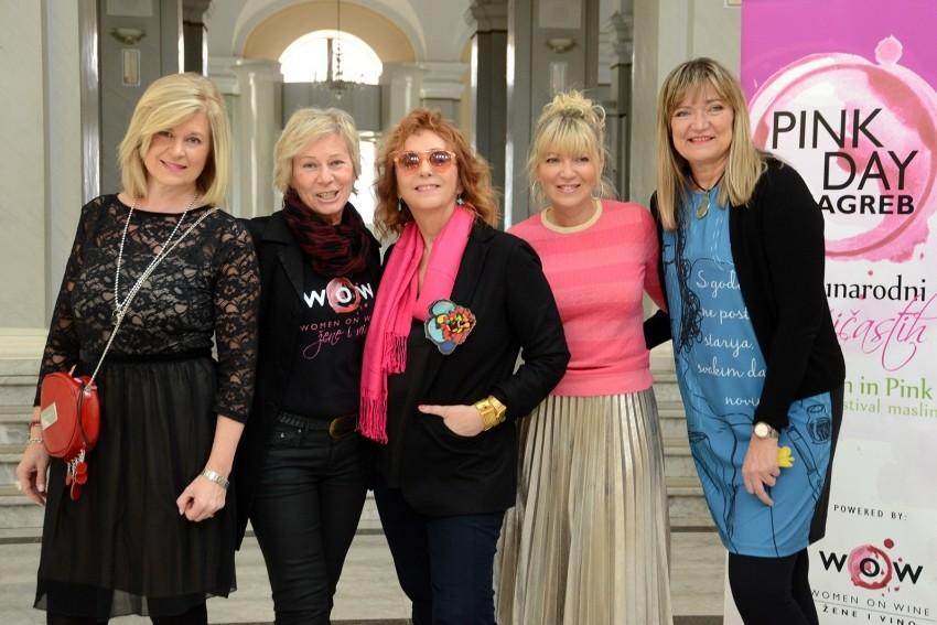 Najava Pink day 2017., organizator WOW