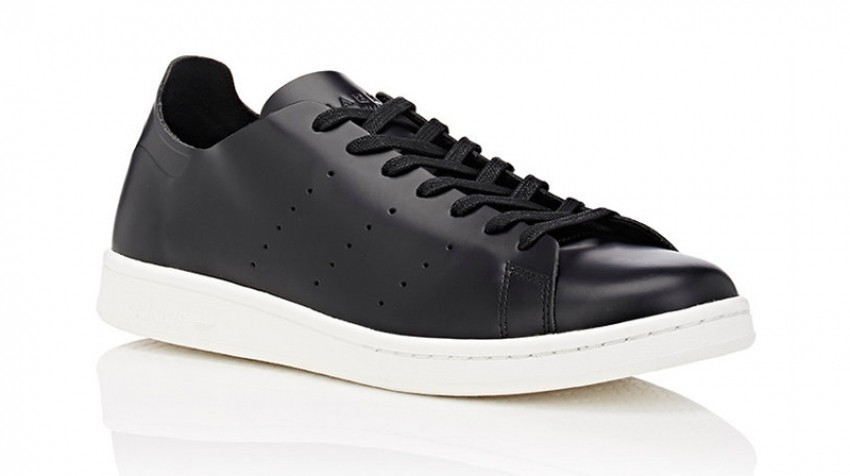 adidas x BNY Sole Series Stan Smith Deconstructed Leather Sneakers