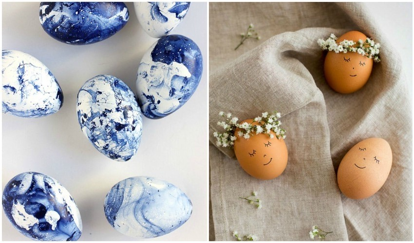 14 predivnih ideja za dekoriranje uskršnjih jaja