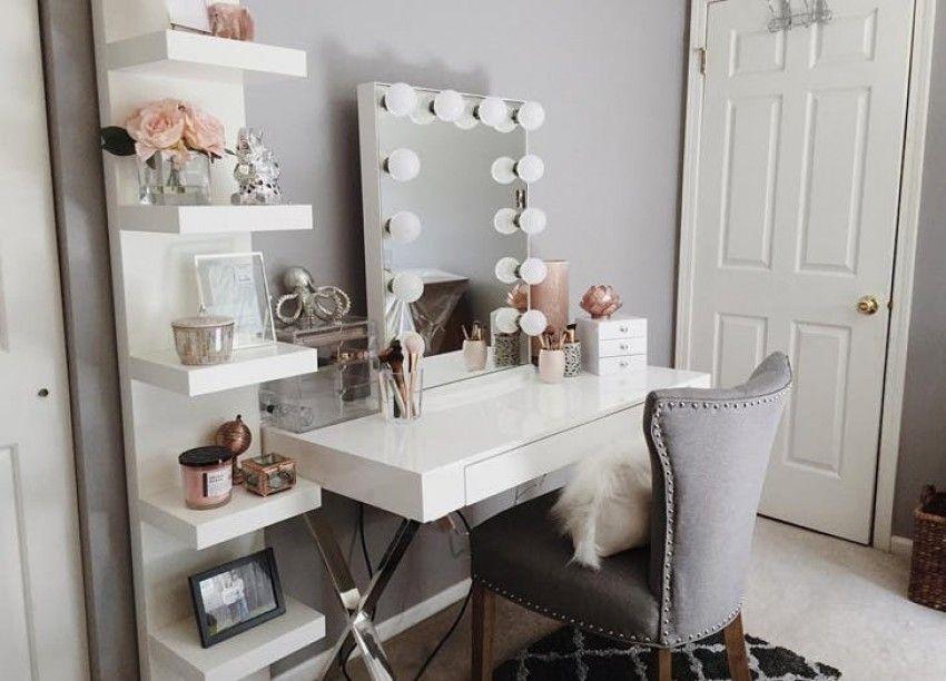 10 prekrasnih stolova za šminkanje koji će vas oduševiti