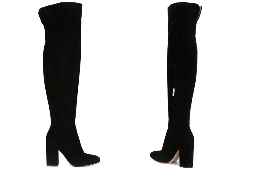 Gianvito Rossi Rolling High boots (1,795$)