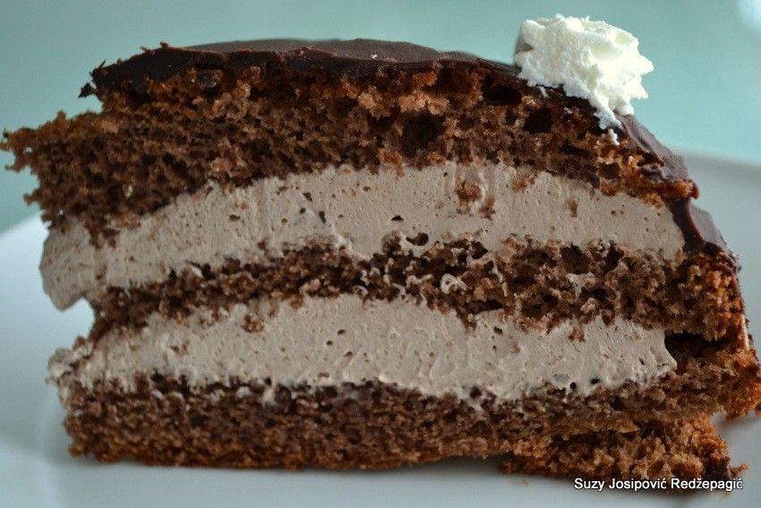 Nutella torta - najbolja torta na svijetu