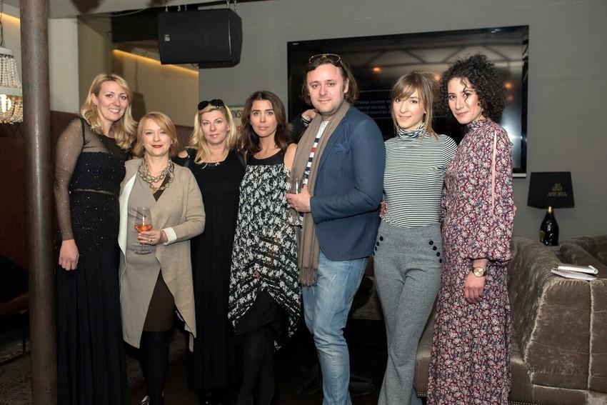 Iggy Popović na press konferenciji 25 godina Miss Hrvatske