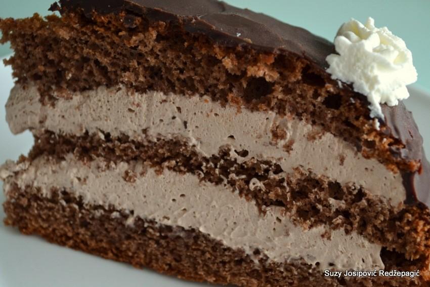 najbolja Nutella torta