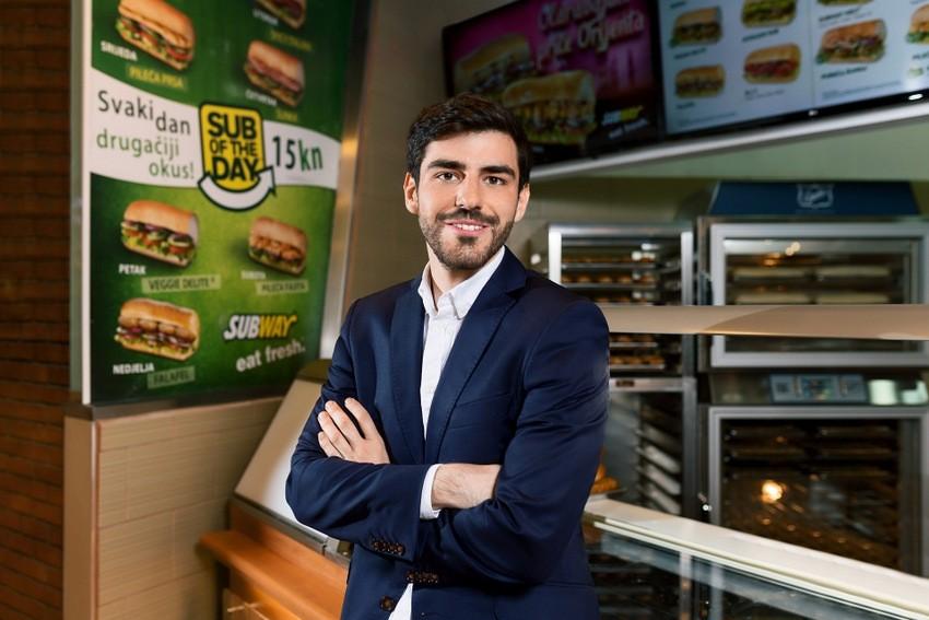 Vladimir Hanula voditelj novootvorenog Subwaya