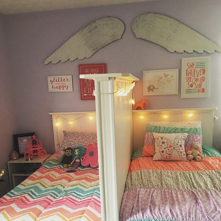 2 Year Old Girl Bedroom Ideas: Na Pinterestu Se Nalaze Najljepše Dječje Sobe Koje Bude Maštu