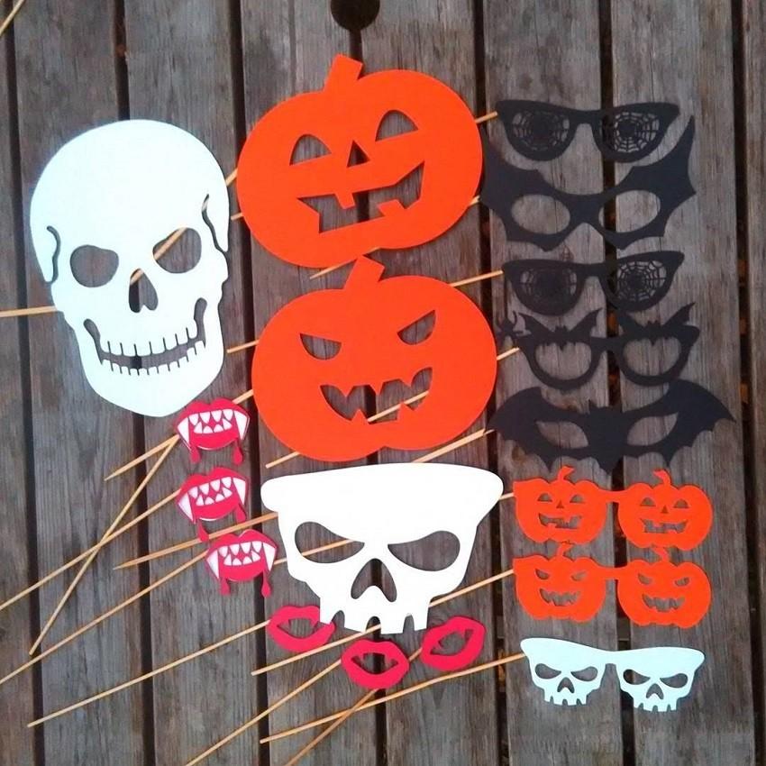 Halloween dekoracije tulum