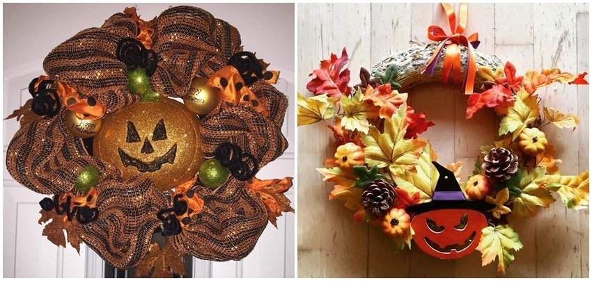 Halloween dekoracije, tulum
