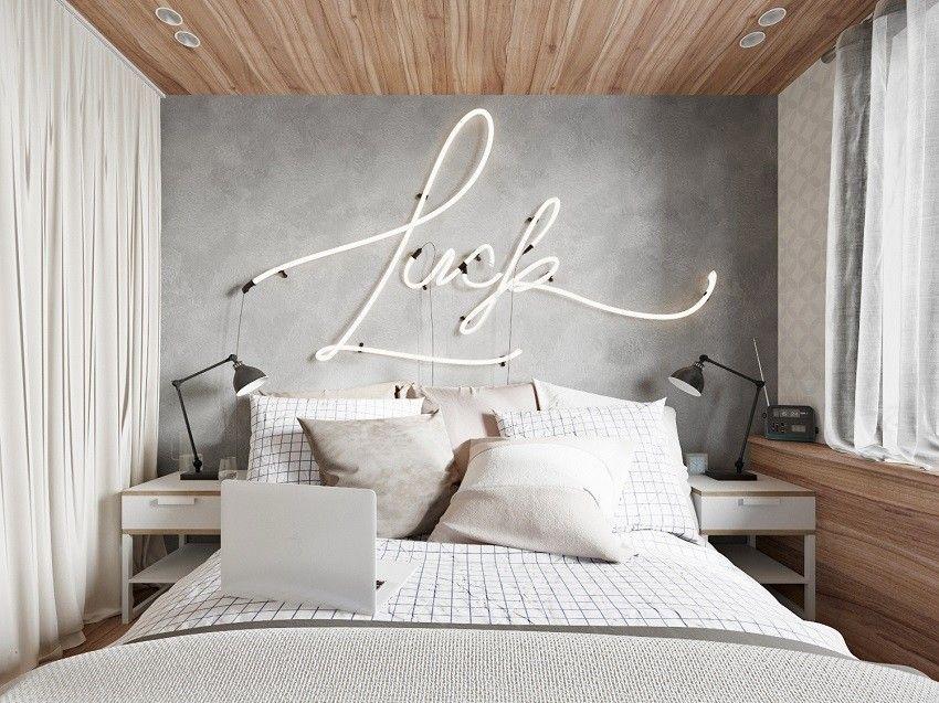 Kako urediti malu spava u sobu for Decorazioni per la camera da letto