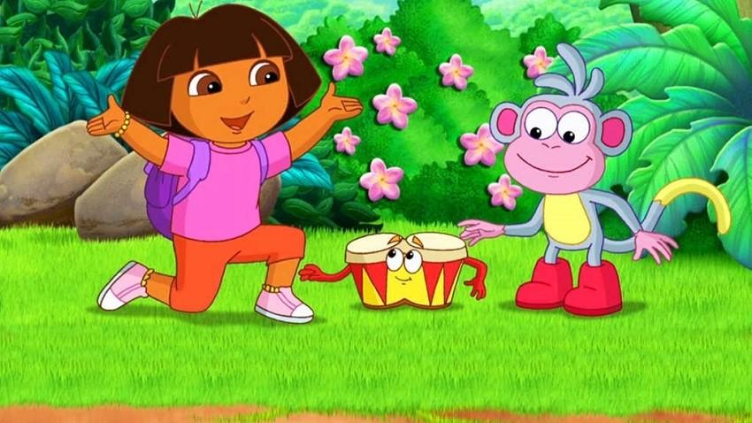 Dora istražuje film