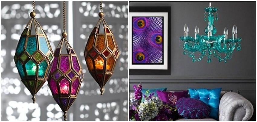 Dom u bojama dragog kamenja