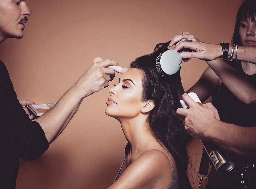 Kim Kardashian Kryolan