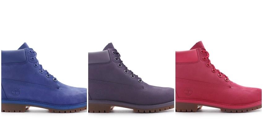 Čizme u bojama