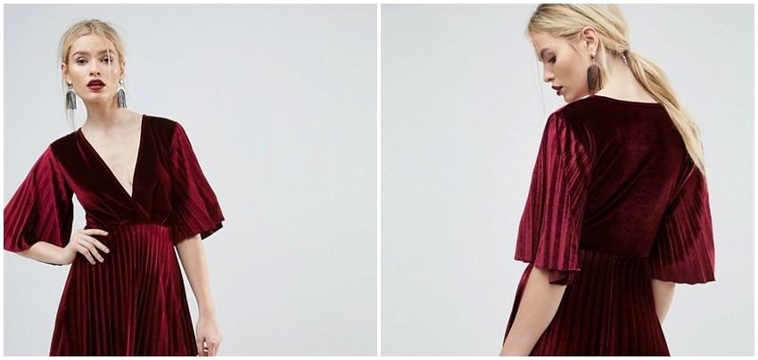 Baršunaste haljine