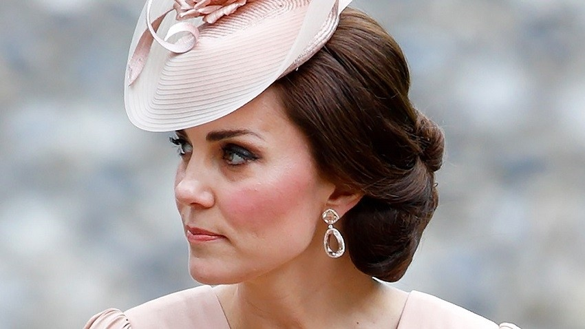 Kate Middleton lak za nokte