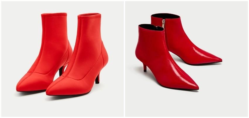 Čizme u boji