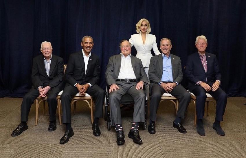 Lady Gaga bivši predsjednici